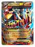 Primal Groudon 86/160 Gold Mega EX Pokemon Collection Plastic Card Free 2 EX