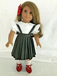 Eloise  handmade doll clothes to fit American girl dolls