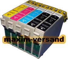5 Patronen Set Multipack für Epson Stylus Office SX430W SX435W SX438W SX440W XXL