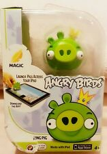 ANGRY BIRDS King PIG Apptivity iPad Game Figure App Store Download Launch Pigs