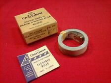 Vintage Craftsman Replacement Rule Blade IN BOX Black & White #3919 10 Foot