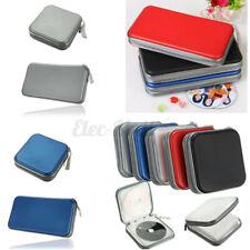 80/40 Disc CD DVD VCD Wallet Album Storage Organizer Carry Bag Case Box    Z