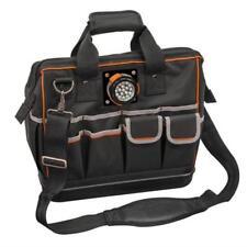 Klein Tools 55431 Tradesman Pro Organizer Lighted Tool Bag