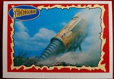 THUNDERBIRDS - The Mole - Card #46 - Topps, 1993 - Gerry Anderson