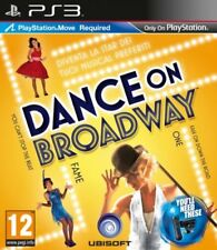 Dance On Broadway (playstation Move Richiesto) Ps3 Playstation 3 Ubisoft
