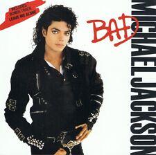 MICHAEL JACKSON - Bad - CD Album