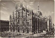 MILANO - IL DUOMO 1956
