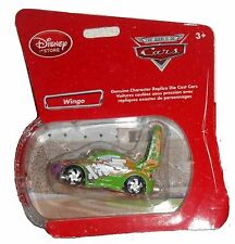 Disney Store Pixar Cars Exclusive Wingo Die Cast  Bubble package 1:43 NEW