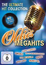OLDIES MEGAHITS, SMOKIE,LIZA MINELLI,BONEY M.,SWEET,URIAH HEEP   DVD NEUF