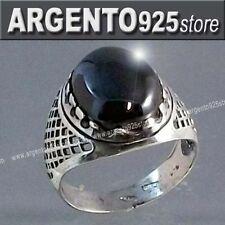 comprare a buon mercato sito ufficiale boutique outlet anello ossidiana in vendita - Bigiotteria | eBay