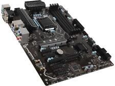 MSI Z270-A PRO LGA 1151 Intel Z270 SATA 6Gb/s USB 3.1 ATX Motherboards - Intel