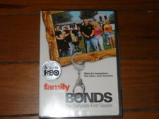 Family Bonds The Complete First Season (DVD, 2005, 2-Disc Set) NEW SEALED