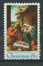 Briefmarken USA 1970 Weihnachten Mi.Nr.1016