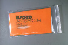 Ilford Antistaticum - anti-static wiping cloths