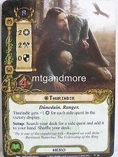 Lord of the Rings LCG - #028 thurindir-race across Harad