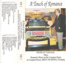 A Touch Of Romance Dudley Savage Plays Romantic Music CASSETTE TAPE Gemany 23 Tr