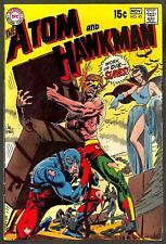 Atom and Hawkman #45 FN