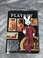 PLAYBOY MAGAZINE-VINTAGE-JANUARY 1971 -GREAT CONDITION-