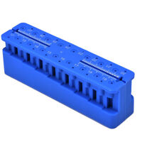 1x Dental Endo Measuring Block Tools Accessory Files Holder Ruler Autoclavable