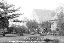 Ztr-54 Windmill Hill Gardens, Gravesend, Kent c1930. Photo