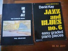 PAUL BEUSCHER ABC DU JAZZ  + DAVID KAY JAZZ AND BLUES