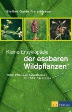 Kleine Enzyklopädie der essbaren Wildpflanzen / 1000 essbare Pflanzen / Buch NEU