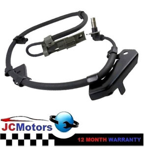 New Front Right ABS Speed Sensor For Isuzu D-Max / Rodeo 2.5TD / 3.0TD (2003+)