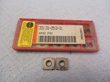 10Pcs New Sandvik 331.31-3512-31 Sm30 P30 Carbide Inserts Metalworking Tooling