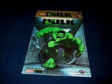 THE INCREDIBLE HULK-MARVEL SERIES 1 LENTICULAR-LIMITED EDT 3-D MINI POSTER-NEW