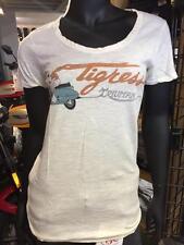 Triumph Women's Johnson Motors Tigress T-Shirt, Large FREE SHIPPING IN U.S.!
