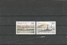 Jugoslawien MiNr. 1816 - 1817 **, 31. Jahrestag der Donaukonferenz in Belgrad