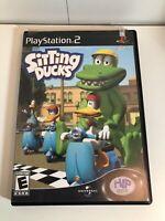 🔥 Sitting Ducks (Sony PlayStation 2, 2004) PS2 Complete CIB