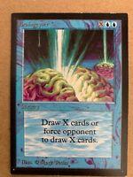 Braingeyser  Collectors' Edition CE MTG Magic Rare