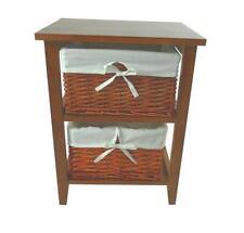 Tables de chevet et rangements marron pour la maison