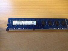 4 GB - 1x4GB Hynix 2Rx8 PC3 12800U 1600 MHz DDR3 PC Desktop RAM Memory Stick USATO