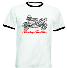 HONDA RS 500 1984 INSPIRED - NEW COTTON TSHIRT - ALL SIZES IN STOCK