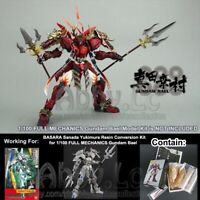 BASARA Sanada Yukimura Resin Conversion Kit for 1/100 FULL MECHANICS Gundam Bael