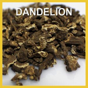 DANDELION ROOT RAW ORGANIC Herbal Tea DRIED HERB 100% Natural Wild Harvest