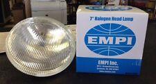 "EMPI 9311 7"" H4 HALOGEN HEAD LAMP CONVERSION KIT BUGGY VW BUG GHIA BUS BAJA RAIL"