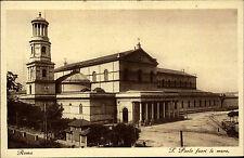 Rom Roma Italien Italia ~1920/30 Sankt Paul San Paolo fuori le Mura Kirche Dom