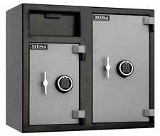 Mesa Safe Company Mfl2731Ee Cash Depository Safe, 6.7 cu. ft.
