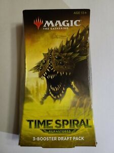 Magic The Gathering Time Spiral Remastered 3 Booster Draft Pack