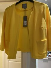 Principles Yellow Jacket. Bnwt. 16