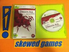 Dragon Age Origins Awakening Expansion - XBox 360 Microsoft COMPLETE
