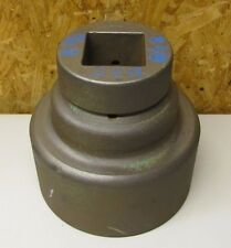 """Ingersoll Rand 15405 8-3/8"""" 6 Point Hex 3-1/2"""" Square Drive Steel Impact Socket"""