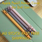 Apple Pencil Pen 2nd Gen Holder Silicone Cover iPad Bunny Ear Case Anti Slip