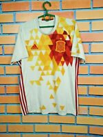 Spain Jersey 2015 2017 Away MEDIUM Shirt Football Soccer Adidas AA0830