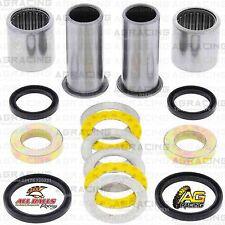 All Balls Swing Arm Bearings & Seals Kit For Suzuki DRZ 400E 2002 02 Enduro