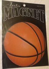 Basketball Magnet USA Flag Magnetic Car Auto Sport Kitchen Fridge Locker