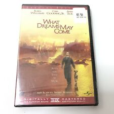 What Dreams May Come 1998 Academy Award Winner Dvd New Sealed